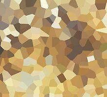 Small Brown Crystals by jojobob