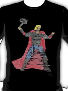 Norse God of Thunder T-Shirt