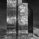 Office Buildings White Plains NY 2 by Robert Ullmann