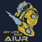 For Aiur by Shirts For Cool People