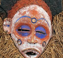 Traditional African Mask by kirilart