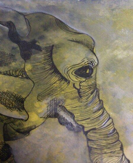 Elephant by JackofallTrades
