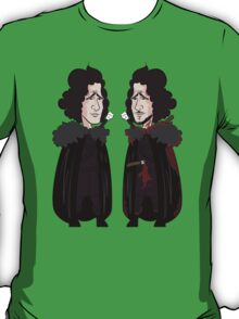 Jon Snow Before and After T-Shirt
