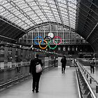 St Pancras Olympic by Matt Malloy