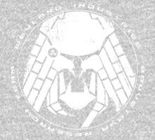 Predator-Bouvetoya Grunge by godgeeki