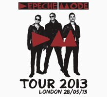 Depeche Mode : Delta Machine Tour 2013 - London 28-05-13 by Luc Lambert