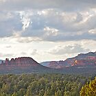Sedona Sunset by John Butler