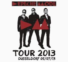 Depeche Mode : Delta Machine Tour 2013 - Dusseldorf 05-07-13 by Luc Lambert