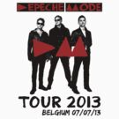 Depeche Mode : Delta Machine Tour 2013 - Werchter Belgium 07-07-13 by Luc Lambert
