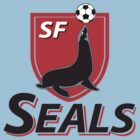 San Francisco Seals Baseball by Louis Ramos