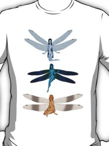 Faerie Dragonfly Group T-Shirt