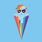 RainbowPuff by Kiyi