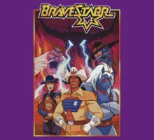 Filmation's Bravestarr by fanboydesigns