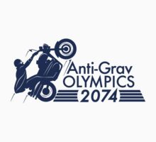 Anti-Grav Olympics Kids Clothes