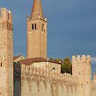 Montagnana  City Walls by jojobob