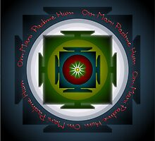 Om Mani Padme Hum by shoffman