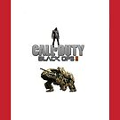 Call Of Duty Black Ops 2 by dirtyeyeballz