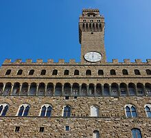Palazzo Vecchio in Florence by kirilart