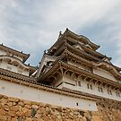 Himeji Castle, Kansai, Japan by jojobob