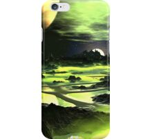 Planet Limelight iPhone Case/Skin