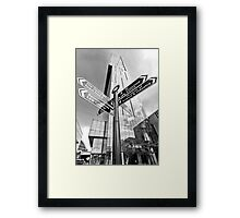 Beetham Tower, Manchester City Centre Framed Print