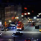 crosswalk at night by mrivserg