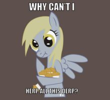 Why Can't I Herp All This Derp by photoshy