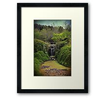 When Too Many Tears Have Fallen Framed Print
