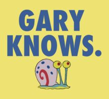 GARY KNOWS. by lacorte515