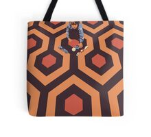 The Shining Screen Print Movie Poster  Tote Bag