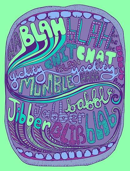 BIG MOUTH by Nichole Lillian Ryan