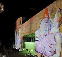 Centenary Celebration, National Art Gallery, Canberra, Australia 2013 by muz2142