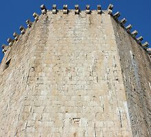 The Veriga Tower in Trogir by kirilart