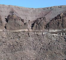 Mount Vesuvius Crater by kirilart