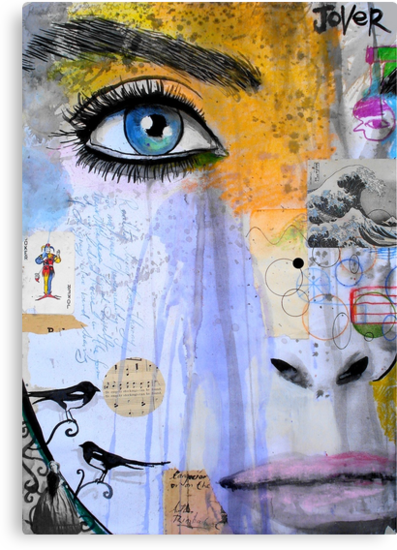 voice inside by Loui  Jover