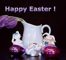 Happy Easter! by Sherry Hallemeier
