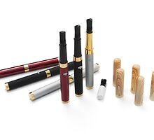 E-cigarette flavors by EddieCrow