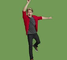 One Direction Niall Jump by gleviosa