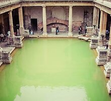 Roman Bath by Stevie B