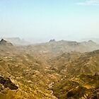 Mountains and Canyons, Ethiopia by nicktopus