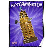 EX-TERMINATE! Poster