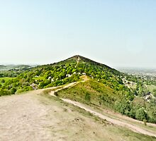 Worcestershire Beacon, Malvern Hills, UK by nicktopus