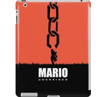 Mario Unchained iPad Case/Skin