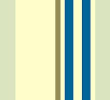 Bay Stripes by CanoeComsArt