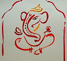 Ganesha by ColorPlay