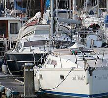 The Recreational Harbor II by Richard Eijkenbroek