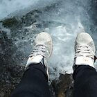 walking on water by SnapThat