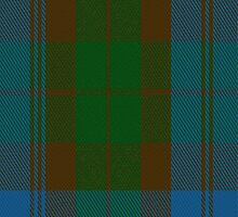 01514 Tyneside Scottish (Blue) Military Tartan Fabric Print Iphone Case by Detnecs2013