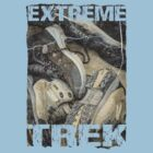 Extreme Trek - Walking Fans by digihill