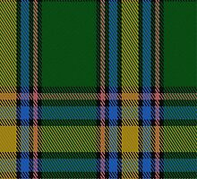 01528 Alberta (Province) District Tartan Fabric Print Iphone Case by Detnecs2013